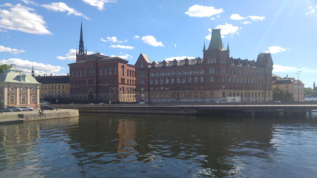 Norstedtshuset i Stockholm